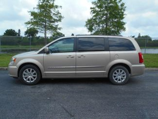2014 Chrysler Town & Country Touring Wheelchair Van..... Pre-construction pictures. Van now in production. Pinellas Park, Florida 1