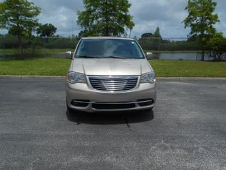 2014 Chrysler Town & Country Touring Wheelchair Van..... Pre-construction pictures. Van now in production. Pinellas Park, Florida 2