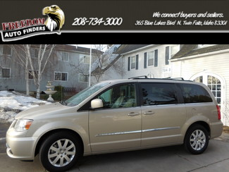2014 Chrysler Town & Country Touring | Twin Falls, ID | Freedom Auto Finders in  ID