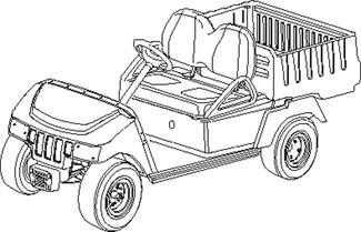 2016 Club Car Carryall 100 San Marcos, California 3