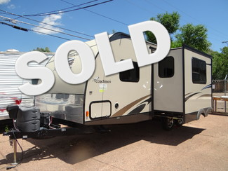 2014 Coachmen Freedom Express 233RBS Dual Slide in Colorado Springs CO