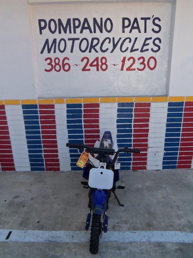 2016 Daix K-Dirt Bike Daytona Beach, FL 4