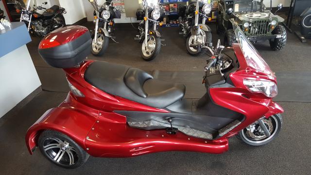 2014 Daix Zodiac Scooter Trike Daytona Beach, FL 2