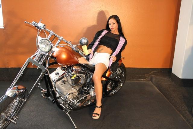 2014 Demon Chopper El Demonio Daytona Beach, FL 8