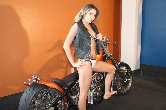 2014 Demon Chopper El Demonio Daytona Beach, FL 4