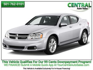 2014 Dodge Avenger in Hot Springs AR