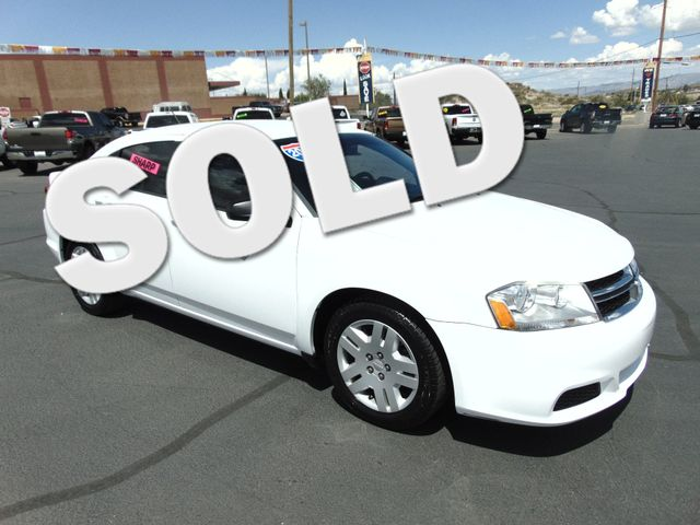 2014 Dodge Avenger SE | Kingman, Arizona | 66 Auto Sales in Kingman Arizona
