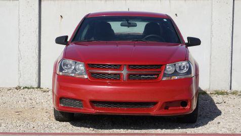 2014 Dodge Avenger SE   Lewisville, Texas   Castle Hills Motors in Lewisville, Texas