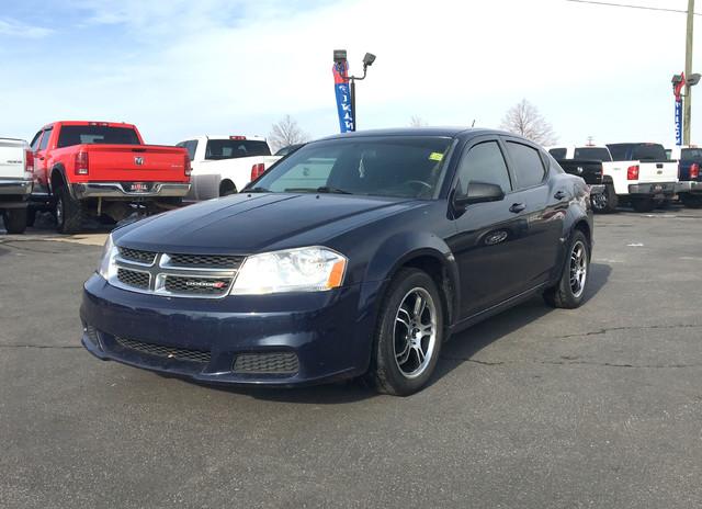 2014 Dodge Avenger SE Ogden, Utah 1