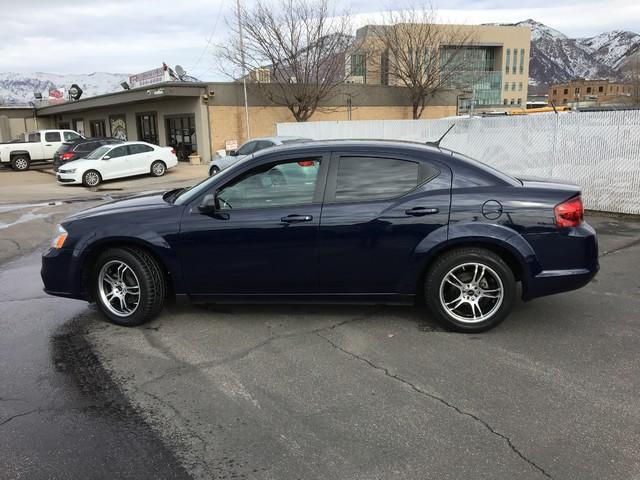 2014 Dodge Avenger SE Ogden, Utah 3