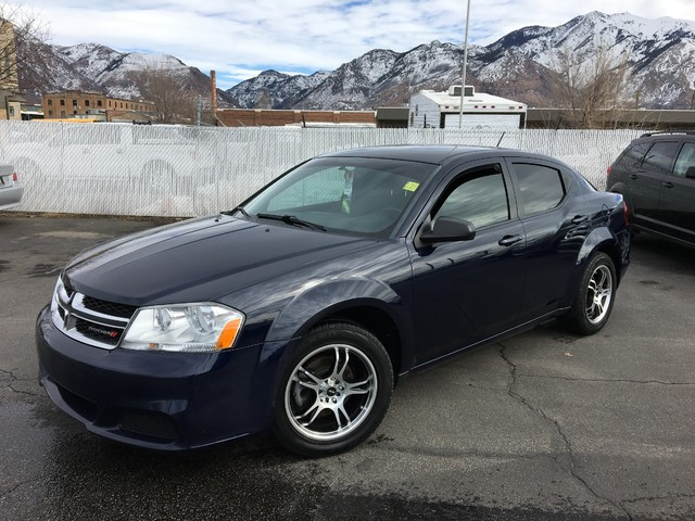 2014 Dodge Avenger SE Ogden, Utah 8