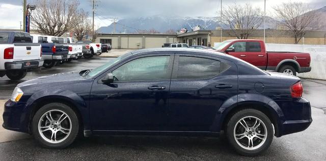 2014 Dodge Avenger SE Ogden, Utah 0