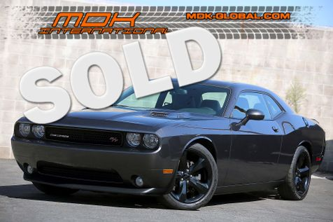 2014 Dodge Challenger R/T Plus - Manual - Leather - New tires in Los Angeles