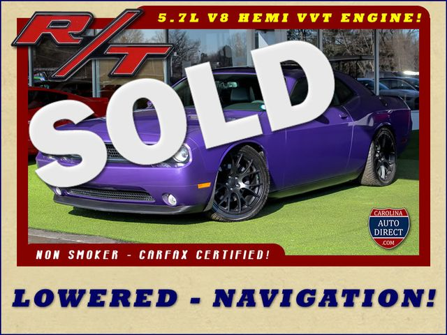 2014 Dodge Challenger R/T Classic -LOWERED - NAVIGATION! Mooresville , NC 0