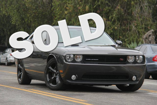 2014 Dodge Challenger R/T - AUTO - 24K MILES - *SALVAGE* Reseda, CA 0