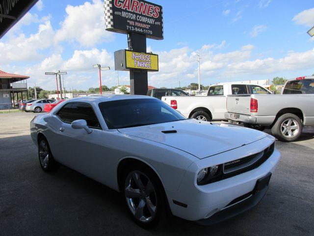 2014 Dodge Challenger SXT Plus south houston, TX 4