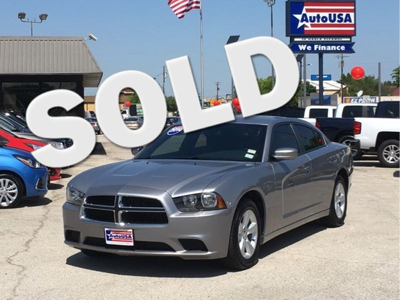 2014 Dodge Charger SE   Irving, Texas   Auto USA in Irving Texas