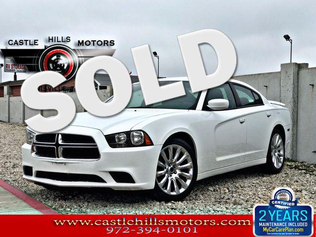 2014 Dodge Charger SE | Lewisville, Texas | Castle Hills Motors in Lewisville Texas