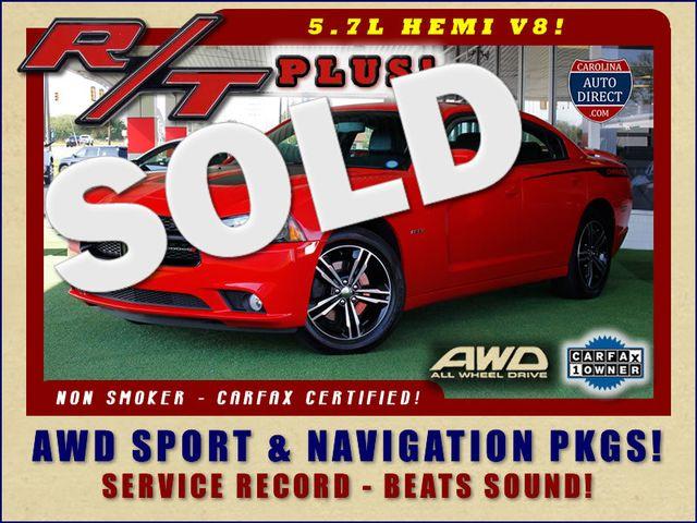 2014 Dodge Charger RT Plus - AWD SPORT PKG - NAVIGATION! Mooresville , NC 0