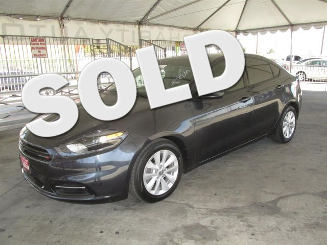 2014 Dodge Dart SXT This particular vehicle has a SALVAGE title Please call or email to check ava