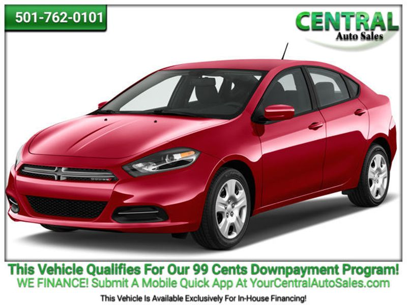 2014 Dodge Dart SXT | Hot Springs, AR | Central Auto Sales in Hot Springs AR