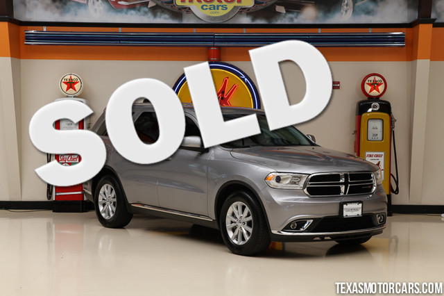 2014 Dodge Durango SXT Financing is available with rates as low as 29 wac Get pre-approved in