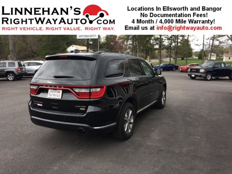 2014 Dodge Durango Limited  in Bangor, ME
