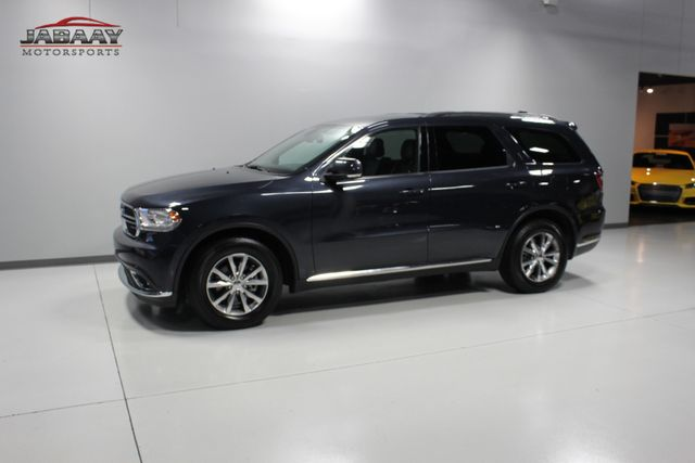 2014 Dodge Durango Limited Merrillville, Indiana 36