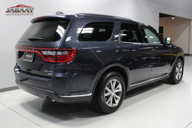 2014 Dodge Durango Limited Merrillville, Indiana 4
