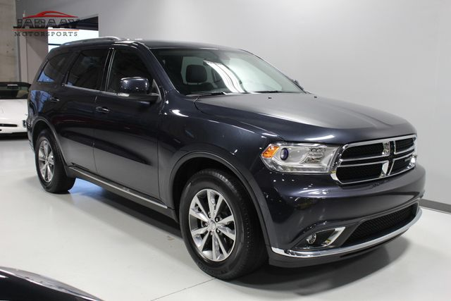 2014 Dodge Durango Limited Merrillville, Indiana 6