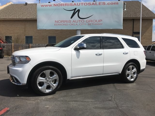 2014 Dodge Durango SXT | Oklahoma City, OK | Norris Auto Sales (NW 39th) in Oklahoma City OK