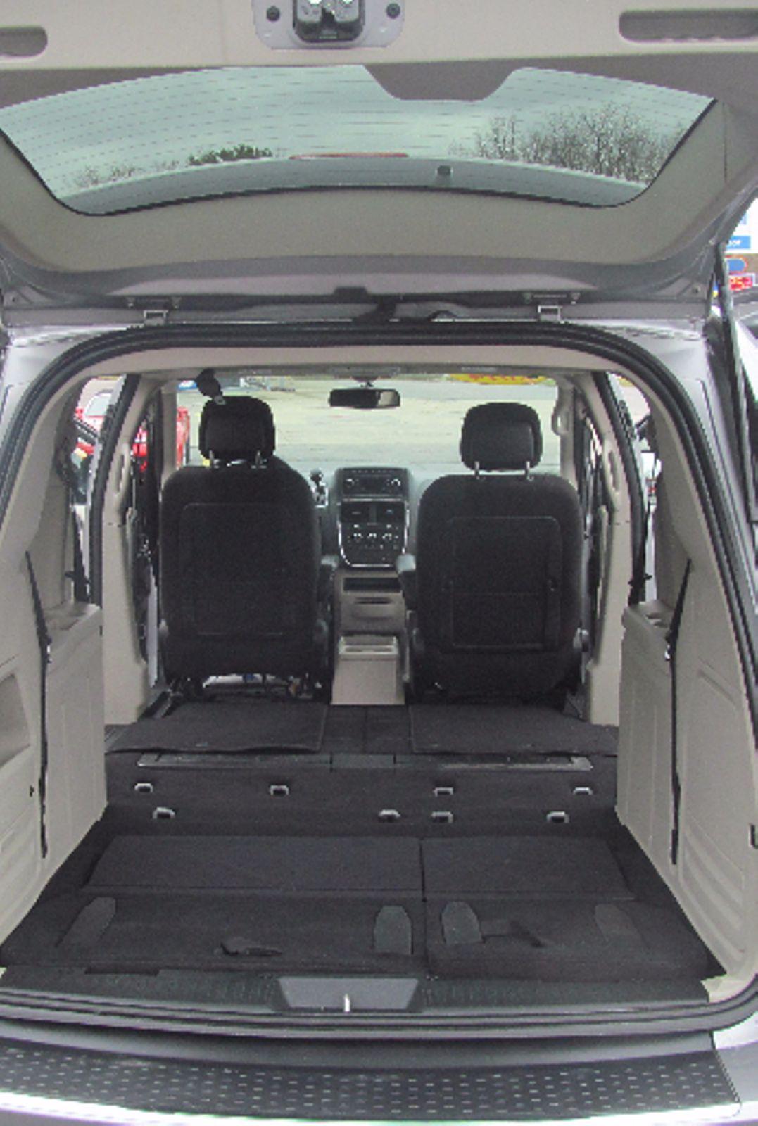 2014 Dodge Grand Caravan Se City Wi Oliver Motors