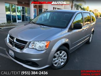 2014 Dodge Grand Caravan SE | Corona, CA | Premium Autos Inc. in Corona CA