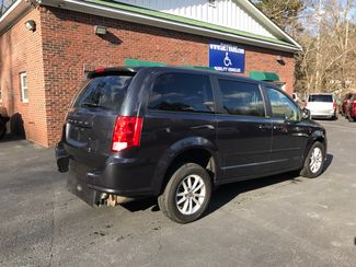 2014 Dodge Grand Caravan SXT handicap wheelchair accessible rear entry Dallas, Georgia 7
