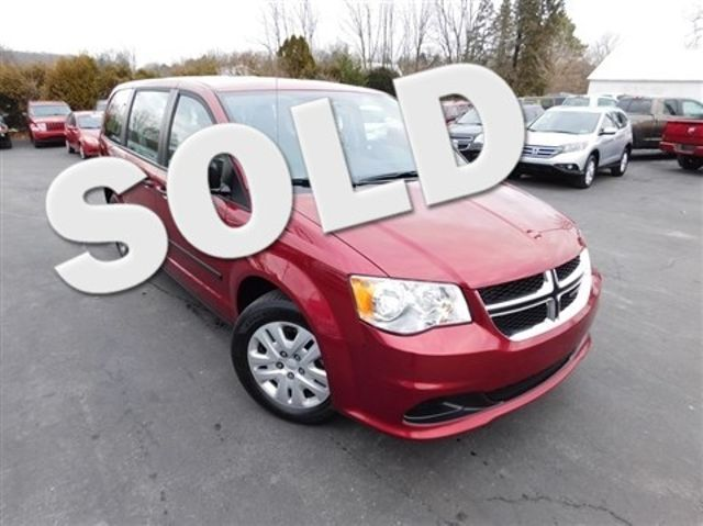 2014 Dodge Grand Caravan American Value Pkg Ephrata, PA 0