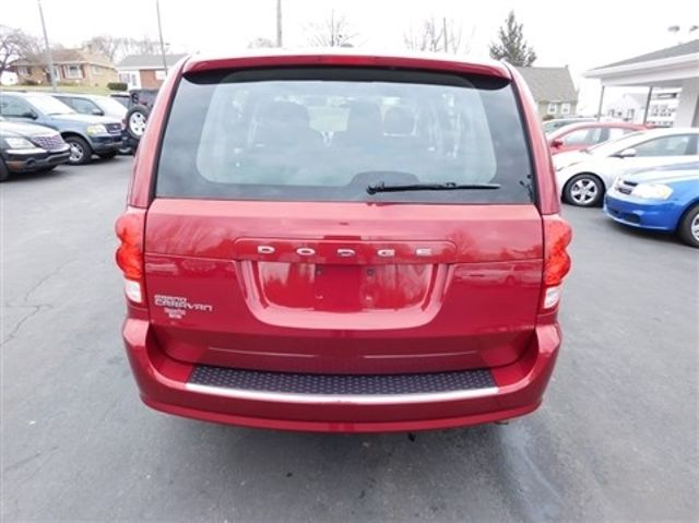 2014 Dodge Grand Caravan American Value Pkg Ephrata, PA 4