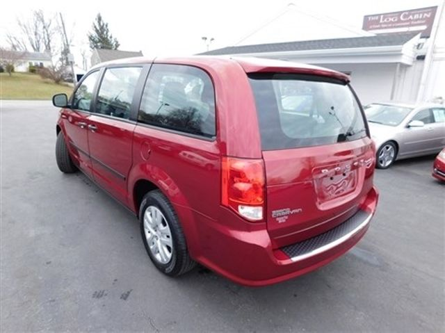 2014 Dodge Grand Caravan American Value Pkg Ephrata, PA 5
