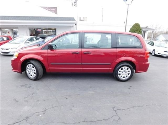 2014 Dodge Grand Caravan American Value Pkg Ephrata, PA 6