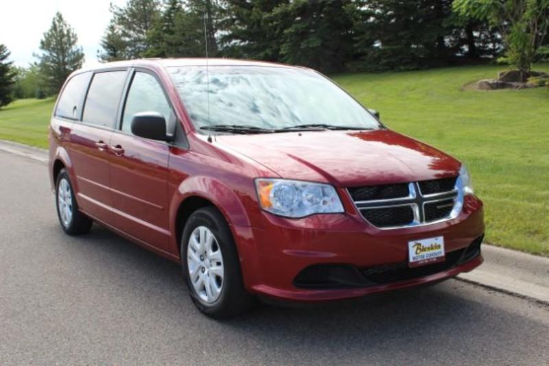 2014 Dodge Grand Caravan Se City Montana Bleskin Motor Company