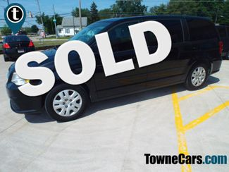 2014 Dodge Grand Caravan SE   Medina, OH   Towne Auto Sales in ohio OH