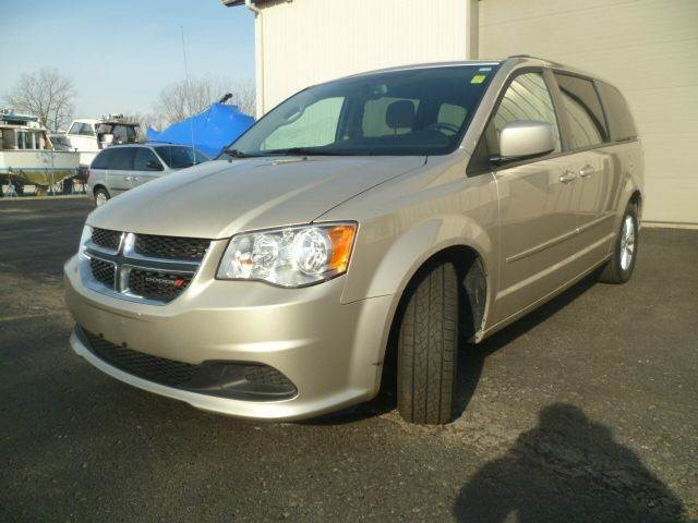 2014 Dodge Grand Caravan SXT Roscoe, Illinois 0