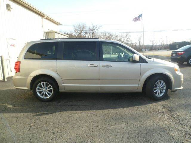 2014 Dodge Grand Caravan SXT Roscoe, Illinois 4