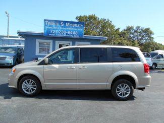 2014 Dodge Grand Caravan Sxt Handicap Van Pinellas Park, Florida 1
