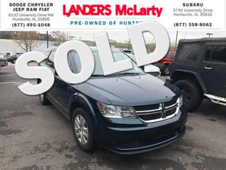 2014 Dodge Journey American Value Pkg | Huntsville, Alabama | Landers Mclarty DCJ & Subaru in  Alabama