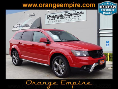 2014 Dodge Journey Crossroad in Orange, CA