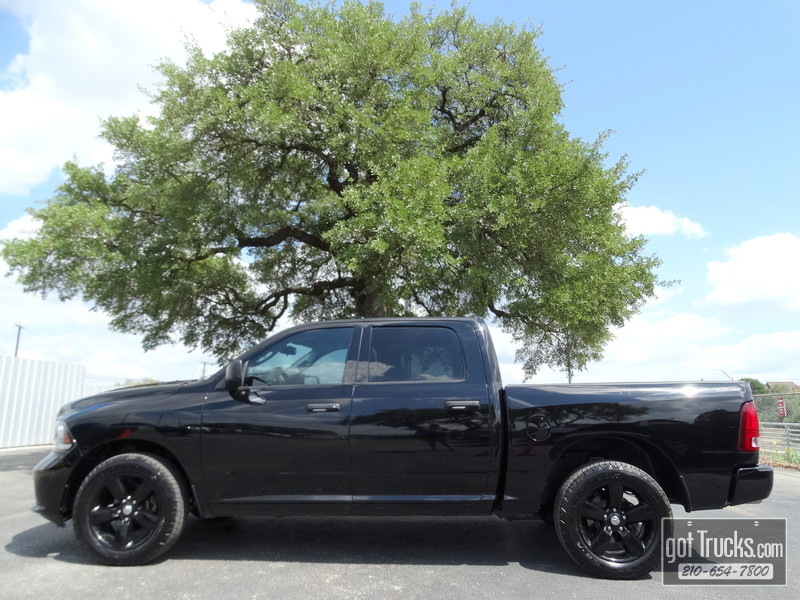 2014 Dodge Ram 1500 Express 5.7L V8 in San Antonio Texas