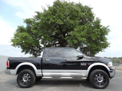 2014 Dodge Ram 1500 Crew Cab Laramie 5.7L Hemi V8 4X4 | American Auto Brokers San Antonio, TX in San Antonio, Texas