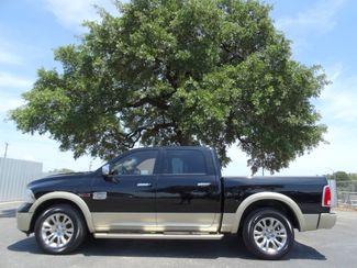 2014 Dodge Ram 1500 Crew Cab Longhorn 3.0L V6 EcoDiesel 4x4 | American Auto Brokers San Antonio, TX in San Antonio Texas