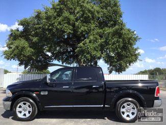 2014 Dodge Ram 1500 Crew Cab Longhorn 3.0L V6 EcoDiesel 4X4   American Auto Brokers San Antonio, TX in San Antonio Texas