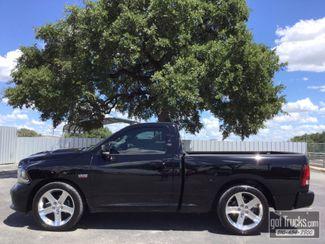 2014 Dodge Ram 1500 Reg Cab R/T Sport 5.7L Hemi V8   American Auto Brokers San Antonio, TX in San Antonio Texas